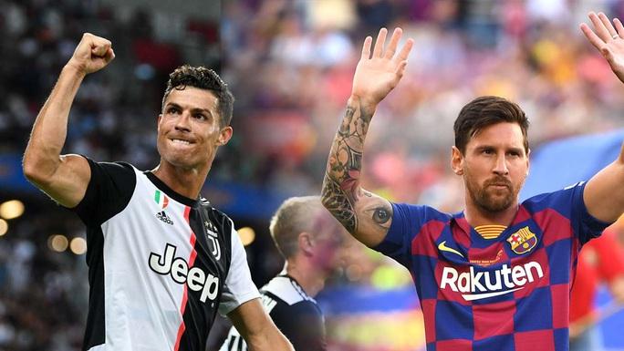 Messi, Ronaldo, Neymar rớt top 3 Cầu thủ hay nhất năm của UEFA - Ảnh 1.