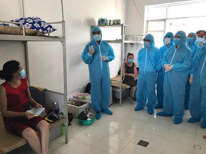 Thêm 5 ca mắc Covid-19 ở Đà Nẵng, nhiều người là tiểu thương - Ảnh 3.