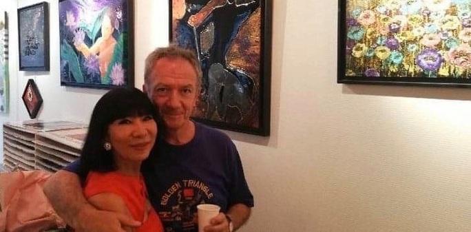 Ca sĩ Lệ Thu Nguyễn triển lãm ảnh mùa Covid -19 tại Paris - Ảnh 1.