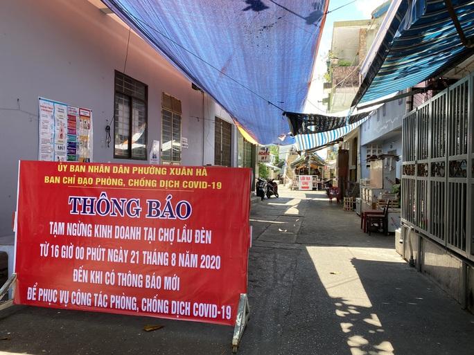 Đà Nẵng: Nhân viên ban quản lý chợ kiêm tổ trưởng tổ dân phố mắc Covid-19 - Ảnh 1.