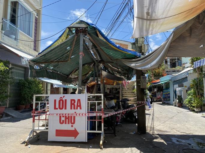 Đà Nẵng: Nhân viên ban quản lý chợ kiêm tổ trưởng tổ dân phố mắc Covid-19 - Ảnh 2.
