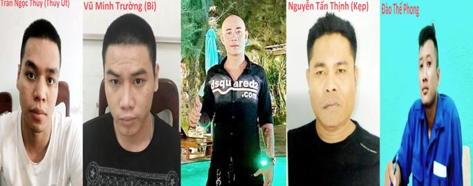 Phú Yên: Bắt băng xã hội đen trấn lột cả người mua phế liệu - Ảnh 1.