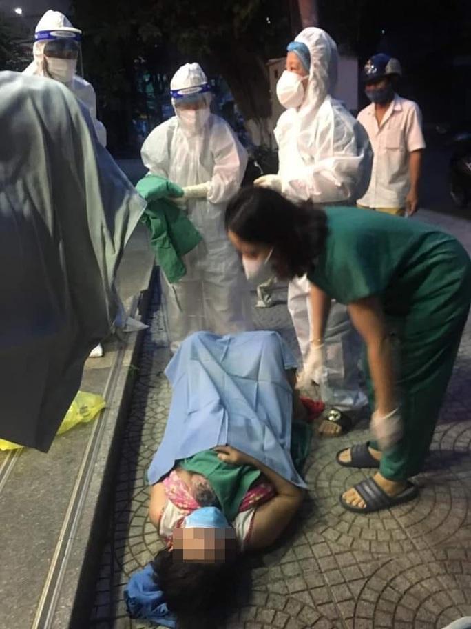 Đà Nẵng: Xử lý chủ facebook tung tin một bệnh viện để sản phụ sinh con trên vỉa hè - Ảnh 2.
