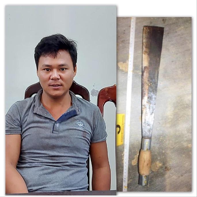 Quảng Bình: Nghịch tử dùng dao chém và cắt cổ mẹ ruột mình - Ảnh 1.
