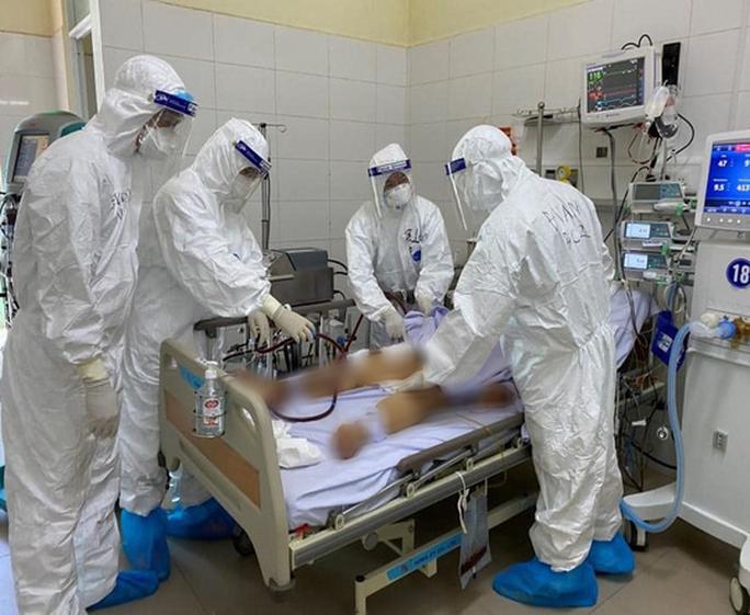 Bệnh nhân Covid-19 thứ 27 tử vong - Ảnh 1.