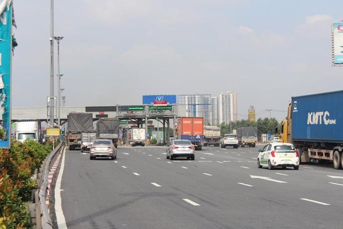 Tổng cục Đường bộ: Tạm dừng thu phí trạm cầu Đồng Nai - Ảnh 2.