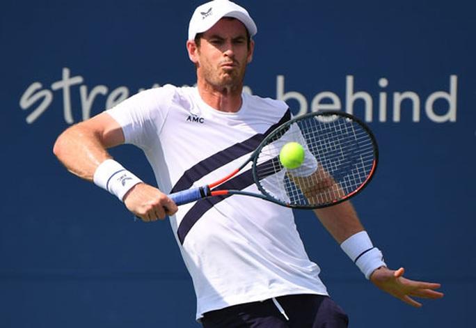 Andy Murray thắng trận đầu tiên sau 9 tháng treo vợt - Ảnh 1.