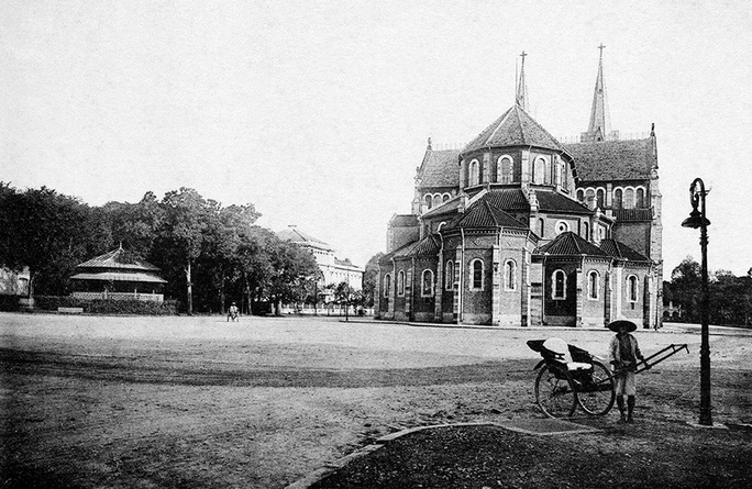 Thú vị với hình ảnh Việt Nam hơn 100 năm trước qua góc máy nhà nhiếp ảnh Pháp - Ảnh 7.