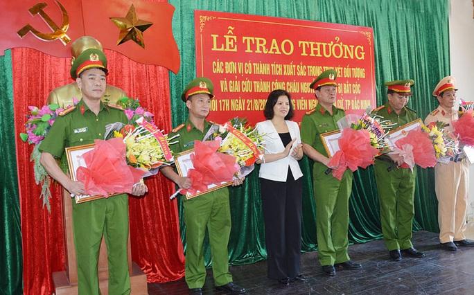 Vụ bắt cóc bé trai hơn 2 tuổi ở Bắc Ninh: Nữ nghi phạm đã 2 lần sinh nở - Ảnh 1.