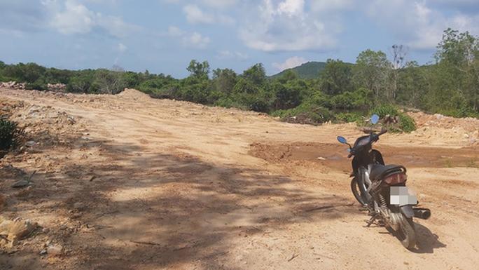 Phú Quốc: Phát hiện thi thể cùng xe máy biển số Tây Ninh - Ảnh 1.