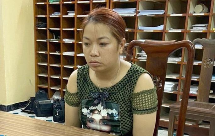 Khởi tố, bắt giam người phụ nữ bắt cóc bé trai 2 tuổi ở Bắc Ninh - Ảnh 1.
