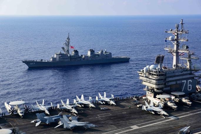 Bắc Kinh lập lờ trên biển Đông - Ảnh 1.