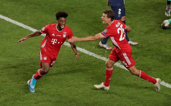 Hạ gục PSG, Bayern Munich lần thứ 6 vô địch Champions League - Ảnh 3.