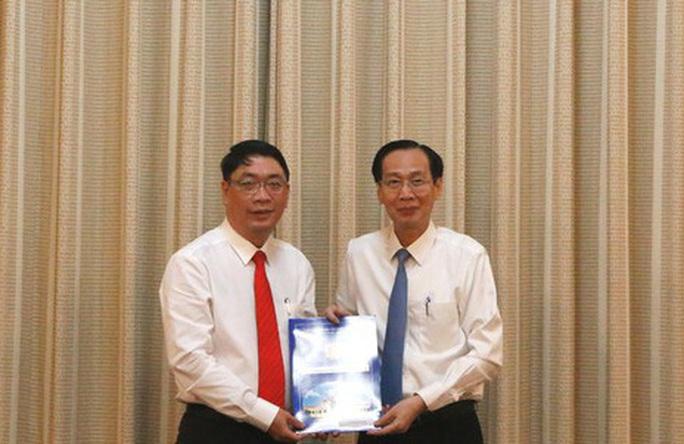 Ông Đinh Minh Hiệp làm Giám đốc Sở Nông nghiệp và Phát triển nông thôn TP HCM - Ảnh 1.