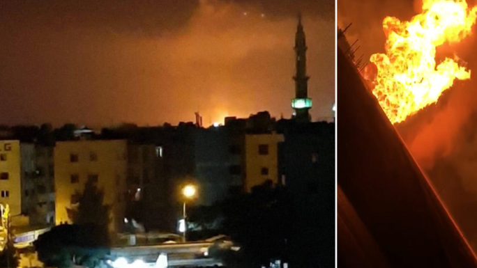 Nổ đường ống dẫn khí đốt, cả Syria bị mất điện - Ảnh 1.