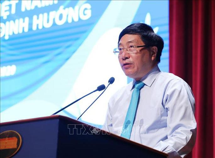 Phó Thủ tướng: Xây dựng nền ngoại giao hiện đại, biến nguy thành cơ - Ảnh 1.