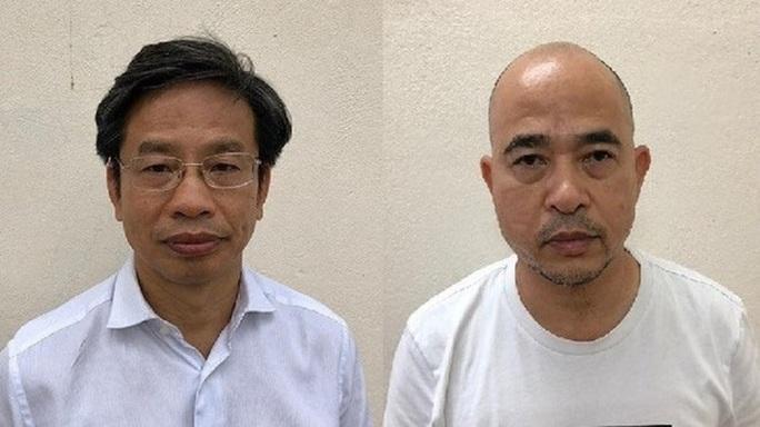 Truy tố nguyên tổng giám đốc Tổng công ty Dầu Việt Nam - Ảnh 1.