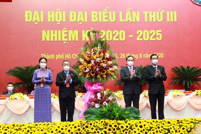 Lãnh đạo thực hiện nhiệm vụ chính trị gắn sát nhiệm vụ phát triển kinh tế- xã hội - Ảnh 2.