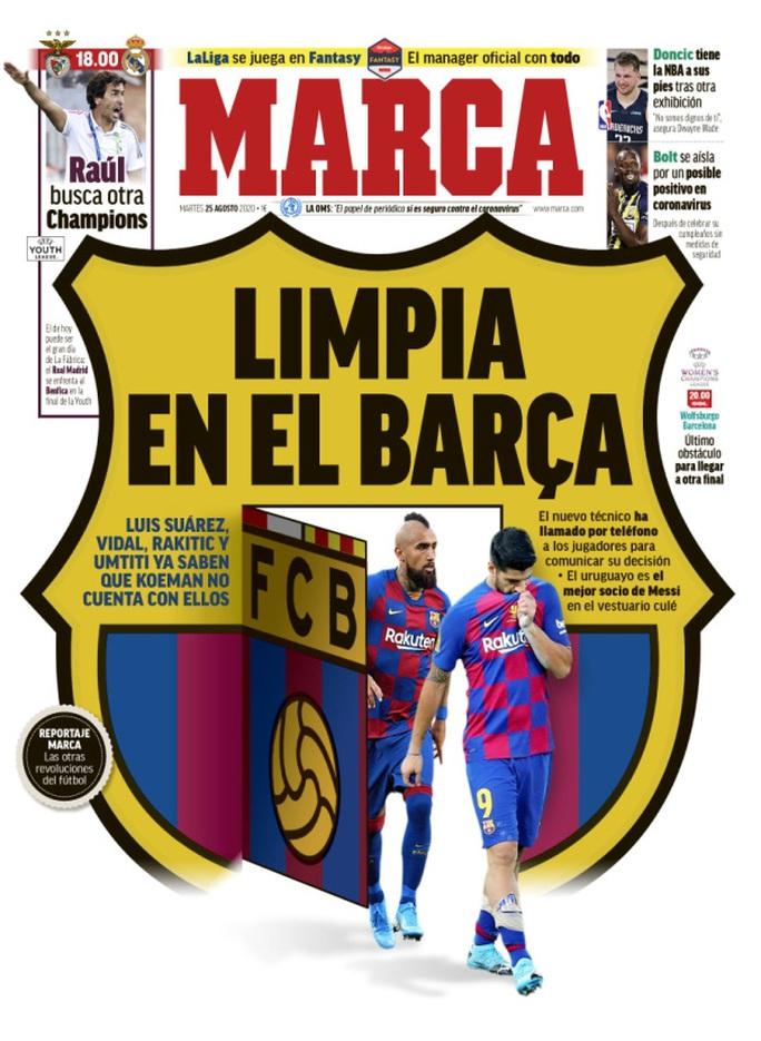 Bị sa thải qua điện thoại, Luis Suarez chờ tái hợp Neymar ở PSG - Ảnh 4.