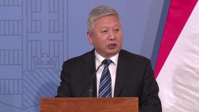 Đại diện Trung Quốc trúng cử ghế thẩm phán Tòa án quốc tế về Luật biển - Ảnh 1.