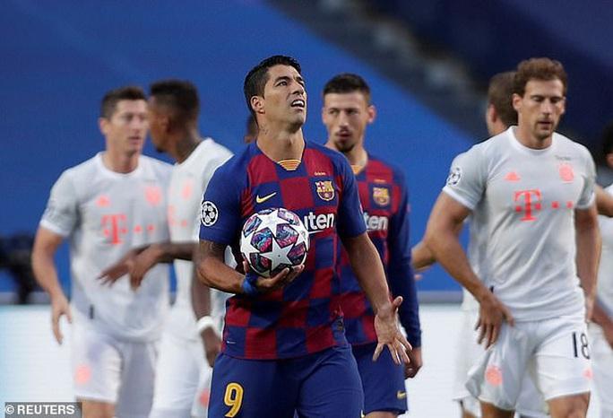 Bị sa thải qua điện thoại, Luis Suarez chờ tái hợp Neymar ở PSG - Ảnh 3.