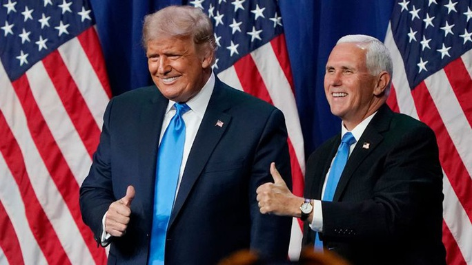 Chính thức được đề cử, Tổng thống Trump nói về 12 năm nữa - Ảnh 2.