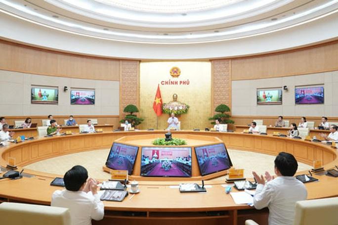 Năm 2021: Xếp hạng thứ tự Chính phủ điện tử của 63 tỉnh, thành - Ảnh 1.