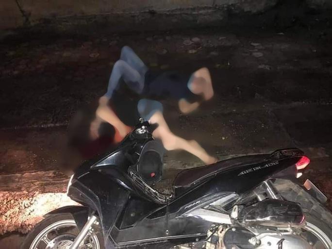 Đã xác định nghi phạm vụ nổ súng khiến 2 người thương vong ở Thái Nguyên - Ảnh 2.