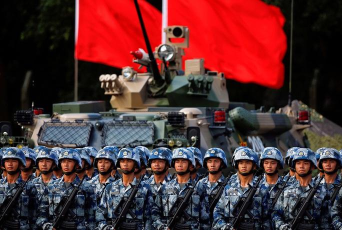Bộ trưởng Quốc phòng Mỹ tiết lộ chiến lược đối phó quân đội Trung Quốc - Ảnh 1.