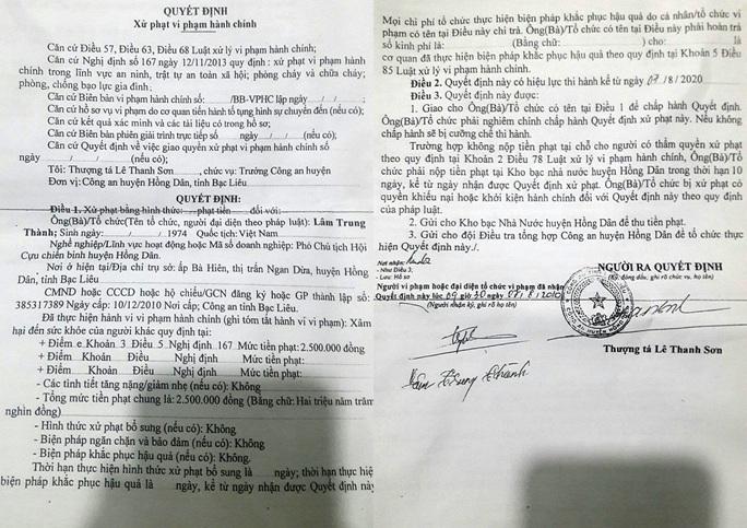 Phó Chủ tịch Hội Cựu chiến binh huyện xô ngã phụ nữ, đè đầu xuống nước - Ảnh 1.