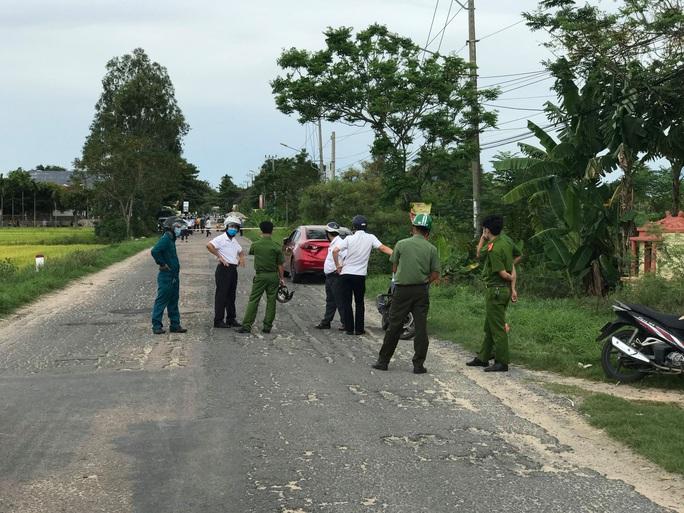 Nhân chứng vụ nổ kinh hoàng ở Quảng Nam: Nạn nhân bị hất bay qua bên kia đường - Ảnh 7.