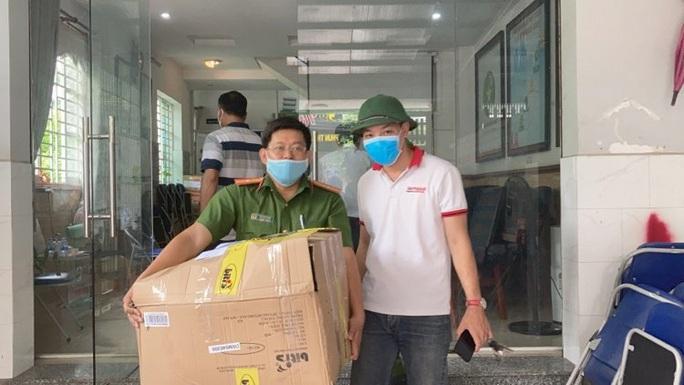CLIP: Bắt Tổng giám đốc Công ty Bất động sản nhà đất Đồng Nai - Ảnh 3.