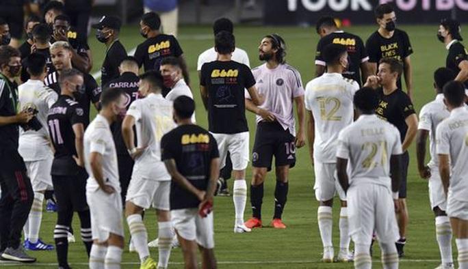 MLS hủy 5 trận đấu, phản đối nạn phân biệt chủng tộc - Ảnh 3.