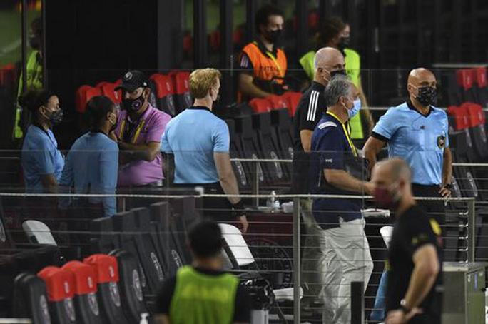 MLS hủy 5 trận đấu, phản đối nạn phân biệt chủng tộc - Ảnh 1.