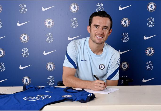 Tân binh 50 triệu bảng Ben Chilwell và hợp đồng kỷ lục ở Chelsea - Ảnh 1.