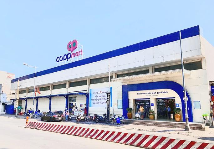 Siêu thị Co.opmart đầu tiên tại TP HCM sắp đóng cửa? - Ảnh 2.