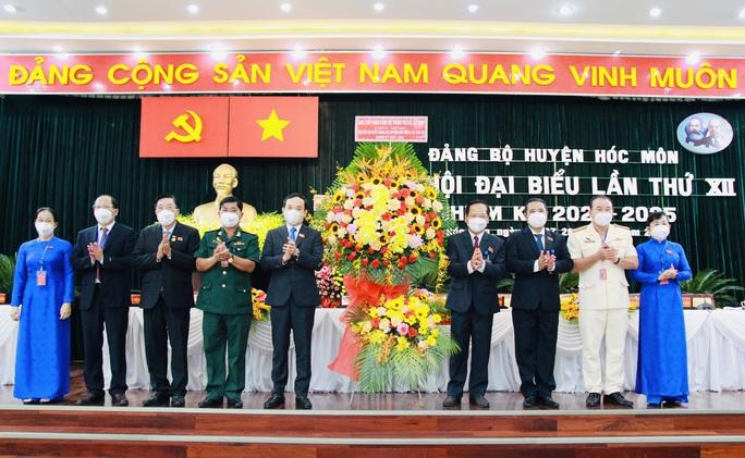 Đề nghị huyện Hóc Môn đầu tư xây dựng đạt hệ thống tiêu chí để lên quận - Ảnh 1.