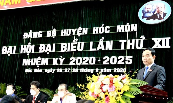 Đề nghị huyện Hóc Môn đầu tư xây dựng đạt hệ thống tiêu chí để lên quận - Ảnh 2.
