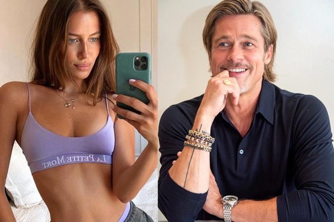 """Brad Pitt bị """"vạch trần"""" say mê tình trẻ từ 9 tháng trước - Ảnh 7."""