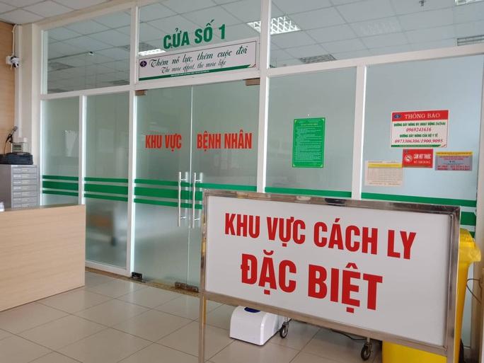 Phát hiện 2 ca mắc Covid-19 mới ở Đà Nẵng và Hà Nội - Ảnh 2.