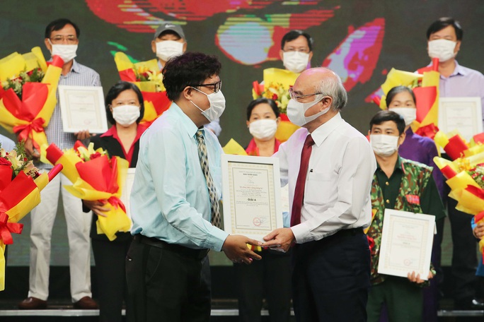 Báo Người Lao Động đoạt giải A và C về học tập, làm theo gương Bác - Ảnh 5.