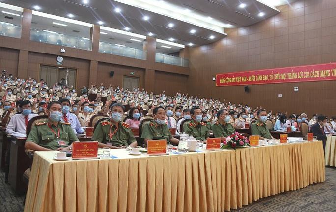 Đại tá Lê Hồng Nam giữ chức Bí Thư Đảng ủy Công an TP HCM - Ảnh 3.