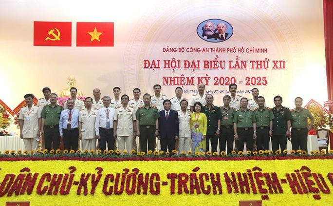 Đại tá Lê Hồng Nam giữ chức Bí Thư Đảng ủy Công an TP HCM - Ảnh 4.