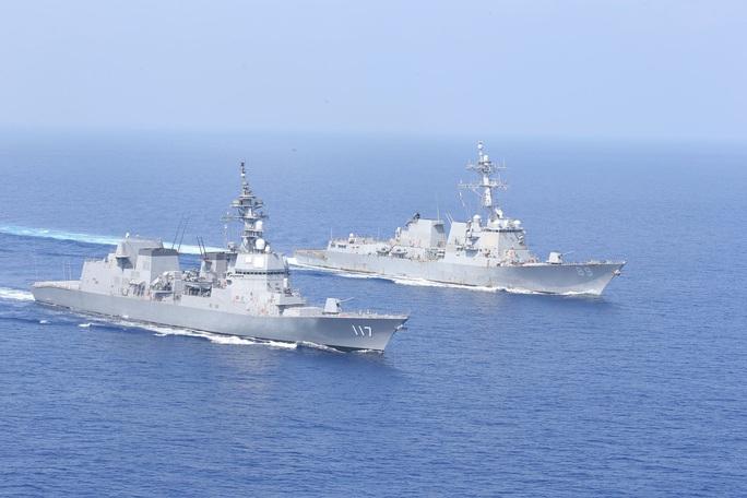 Mỹ - Nhật nhất trí kiềm chế Trung Quốc - Ảnh 1.