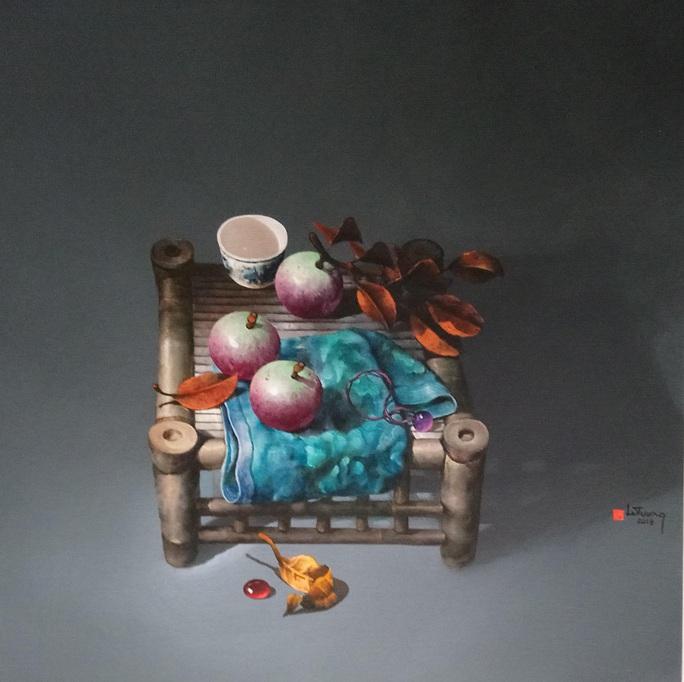 Cận cảnh khối trầm hương Đàm Vĩnh Hưng đem bán - Ảnh 5.