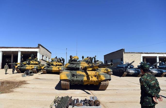 Tuyển xe tăng Việt Nam vào bán kết Army Games 2020 - Ảnh 4.