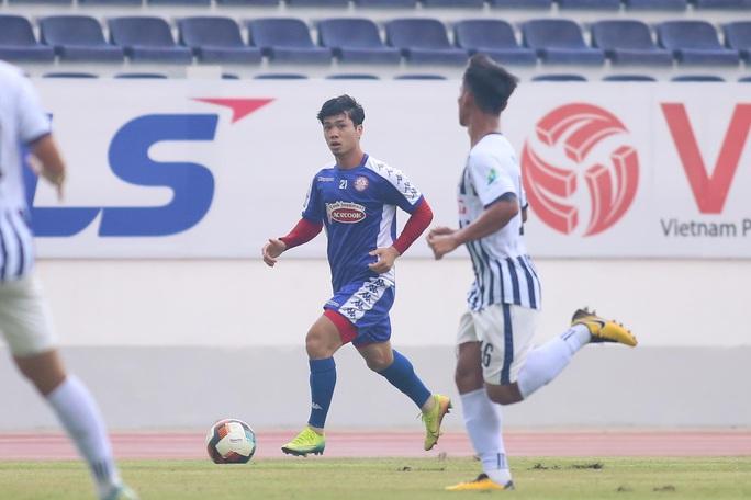 Công Phượng kiến tạo cho tân binh triệu đô ghi bàn, CLB TP HCM hẹn tái đấu Bà Rịa - Vũng Tàu - Ảnh 3.