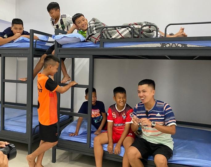 Khám phá học viện Juventus Việt Nam sau đợt tuyển sinh khóa 2 - Ảnh 8.