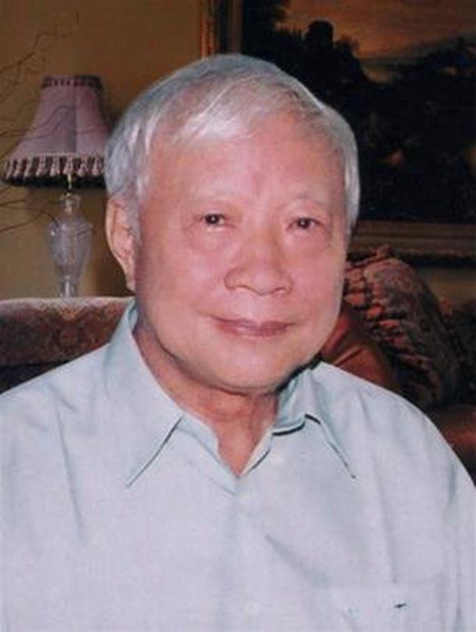 GS Đặng Đình Áng- cây đại thụ ngành Toán học Việt Nam qua đời - Ảnh 1.