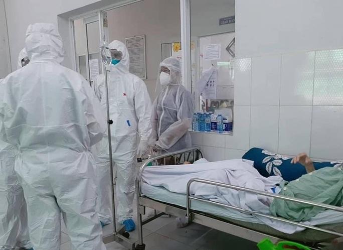 Bệnh nhân Covid-19 thứ 32 tử vong là một phụ nữ ở Đà Nẵng - Ảnh 1.